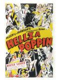 Hellsapoppin, Masterprint, 1938 Broadway Show