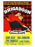 Brigadoon, Mini Poster