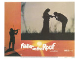 Fiddler on the Roof, Masterprint, 1964 Broadway Show