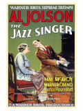 The Jazz Singer, Masterprint