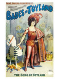 Babes in Toyland, Masterprint, 1903 Broadway Show