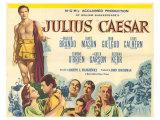 Julius Caesar, 1953, Giclee Print