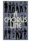 A Chorus Line, Masterprint, 1975 Broadway Show