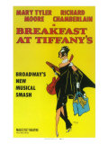 Breakfast at Tiffanys, Masterprint, 1966 Broadway Show