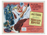Moulin Rouge, Poster