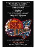 Pumpboys & Dinettes, Masterprint