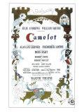 Camelot, Masterprint, 1960 Broadway Show