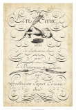 Art of Penmanship Art Print