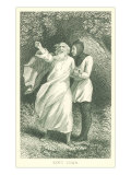 Scene from King Lear, Giclee Print