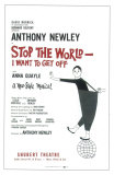 Stop the World-I Want to Get Off, Masterprint