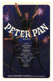 Peter Pan, Masterprint, 1979 Broadway Show