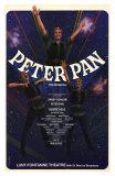 Peter Pan, Masterprint, 1979 Broadway Show