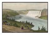 American Falls, Niagara Falls, NY, Photographic Print