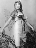 Constance Benson in the Roll of Titania in Shakespeare's a Midsummer Night's Dream, Photographic Print