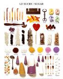 Sugar / Le Sucre Art Print
