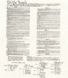 Declaration of Independence (Document) Poster