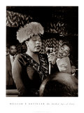 The Golden Age of Jazz - Ella Fitzgerald Fine Art Print