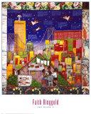 Faith Ringgold - Tar Beach II, Art Print