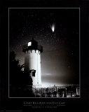 Comet Hale-Bopp Over East Chop, Art Print