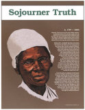 Great Black Americans - Sojourner Truth Poster
