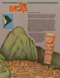 Ancient Civilizations - The Incas Wall Poster