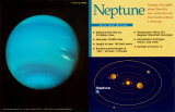 Neptune, the Planet Poster
