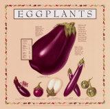 Eggplants, Art Print