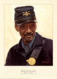 The Buffalo Soldier, 9th US Cavalry