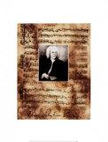 Principals of Music-Bach, Art Print