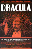 Dracula by Bram Stoker, Art Print