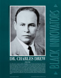 Great Black Innovators - Charles Drew Poster
