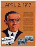 Ten Days that Shook the Nation - World War I Wall Poster