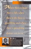 Inspirational Quotations - Jesse Jackson Poster