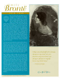 Great British Writers - Emily Bront Wall Poster