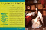 Latino Writers - Sor Juana Ines de la Cruz, Art Print