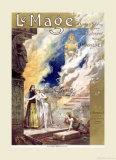 Le Mage Opera, Jules Massenet, Art Print