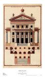 Palladio Facade II, Art Print, Andrea Palladio