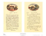 Colonial Correspondence Art Print