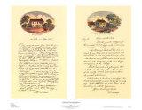 Colonial Correspondence Art Print