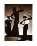 Cabaret Dancers Art Print