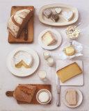 A Taste for Cheese, Art Print