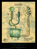 Blood Preasure Apparatus, Art Print