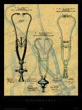 Stethoscope, Art Print
