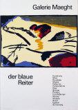 Der Blaue Reiter, Gallery Show, Art Print
