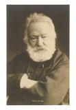 Victor Hugo, Giclee Print
