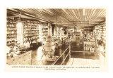 Edison's Laboratory, Greenfield Village, Dearborn, MI, Art Print