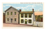 Mark Twain Home, Hannibal, Missouri Art Print