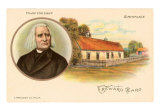 Franz Liszt & Birthplace, Giclee Print