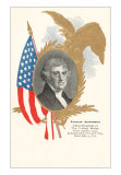 Thomas Jefferson, Founding Fathers, Poster