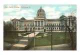 State Capitol, Harrisburg, Pennsylvania Art Print